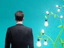 Idée et concept de créativité images stock