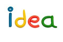 Idée - fond d'affaires de concept Images stock