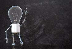Idée, idées, innovation, Innovatice, fond photo stock