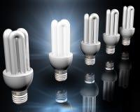 idée lumineuse Photo stock