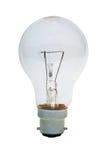 Idée lumineuse (avec le chemin) Images libres de droits