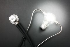 Idée médicale images stock