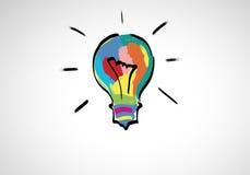 Idées créatrices Photo libre de droits