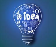 Idées d'affaires Images libres de droits