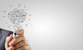 Idées d'affaires Image stock