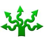 Idées d'arbre Photo libre de droits