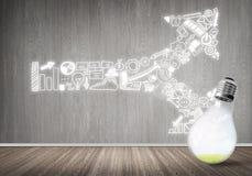 Idées efficaces de vente Image libre de droits