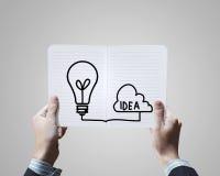 Idées neuves Photo libre de droits