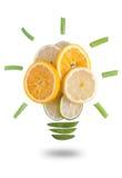 Idées saines de nourriture Photo stock
