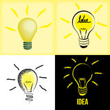 Idéia Imagens de Stock