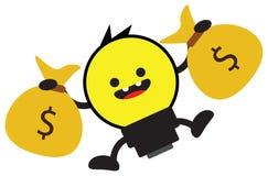 Idéia do investimento Imagem de Stock Royalty Free