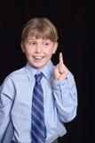Idéia ou solução de Childs Imagens de Stock