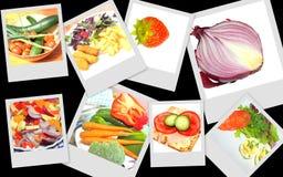 Idéias coloridas do alimento Fotografia de Stock Royalty Free