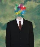 Idén idéer, innovation, uppfinner, uppfinningen Royaltyfri Bild
