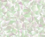 Idérik abstrakt polygonillustration Vektorn fäster ihop konst Detta är sparar av EPS8 formaterar Arkivfoto