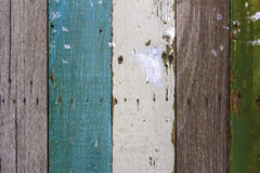 Idérik abstrakt wood materiell bakgrund för dekorativ tappningtapet Royaltyfria Foton