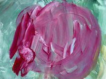idérik bakgrund Härlig målning abstrakt textur Aquar vektor illustrationer