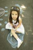 Idérik fritid för barn Royaltyfria Bilder
