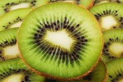 idérik kiwi för bakgrund Arkivfoto