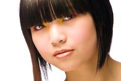 idérik makeup fotografering för bildbyråer