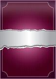 Idérik purpurfärgad bakgrund Arkivfoton