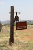 Idérika lantgårdnamn i Sydafrika Fotografering för Bildbyråer