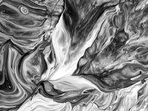 Idérikt abstrakt begrepp målad bakgrund, tapet, textur modern konst Samtida konst royaltyfria bilder
