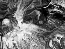 Idérikt abstrakt begrepp målad bakgrund, tapet, textur modern konst Samtida konst arkivfoton