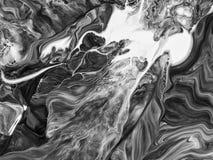 Idérikt abstrakt begrepp målad bakgrund, tapet, textur modern konst Samtida konst royaltyfri foto