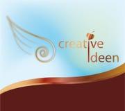 idérikt ideen Vektor Illustrationer