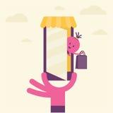 Idérikt tänka för affärsmanidé Fotografering för Bildbyråer