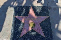 idź sławy Hollywood obrazy royalty free