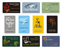 Id_card Royalty Free Stock Image