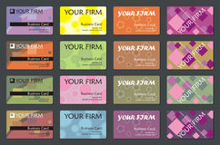 Id_card Imagens de Stock Royalty Free