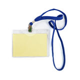 ID card Royalty Free Stock Images
