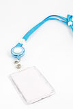 ID card holder royalty free stock photography
