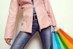 idę na zakupy Fotografia Stock
