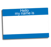 ID tag stock photos