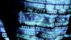 ID theft stock footage