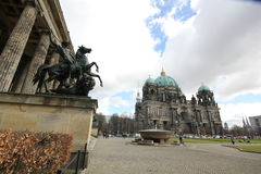 Idades Berlin Museum Foto de Stock Royalty Free
