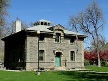 Idaho Assay Office since 1871 Royalty Free Stock Photo