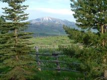 Idaho-Berg Lizenzfreie Stockfotos