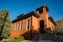 Idaho entspringt Rathaus stockbilder