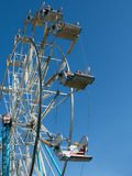 The idaho Fair ferris wheel is at work Stock Photo