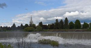 Idaho Falls, Idaho Royalty Free Stock Image