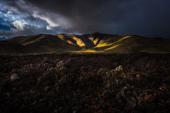 Idaho Landscapes Craters of The Moon Royalty Free Stock Images