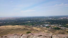 Idaho-Landschaft Stockfotos