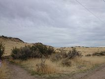 Idaho-Landschaft Stockbild