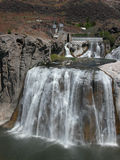 Idaho's Shoshone Falls Stock Images