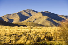 Idaho scenic desert mountains Royalty Free Stock Image